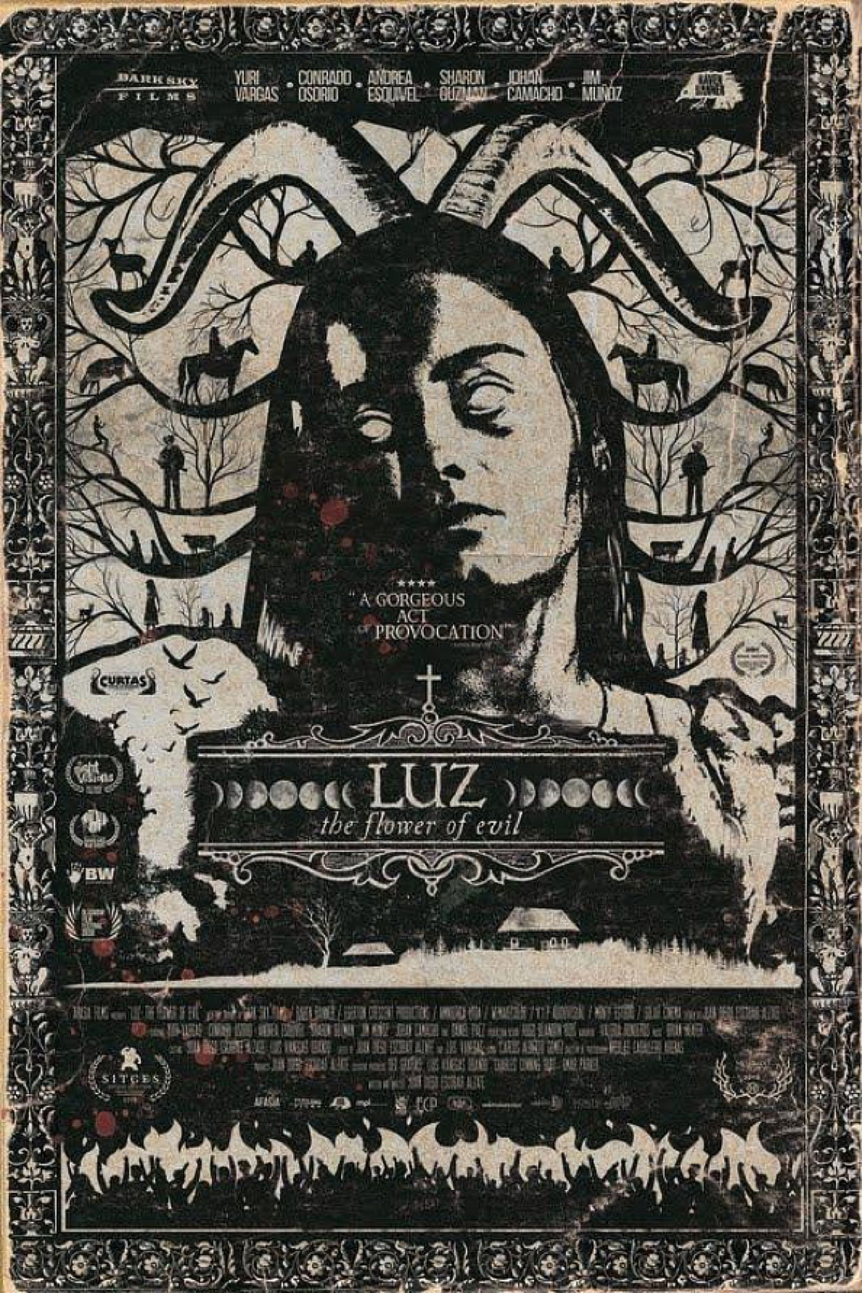 LUZ-THE FLOWER OF EVIL