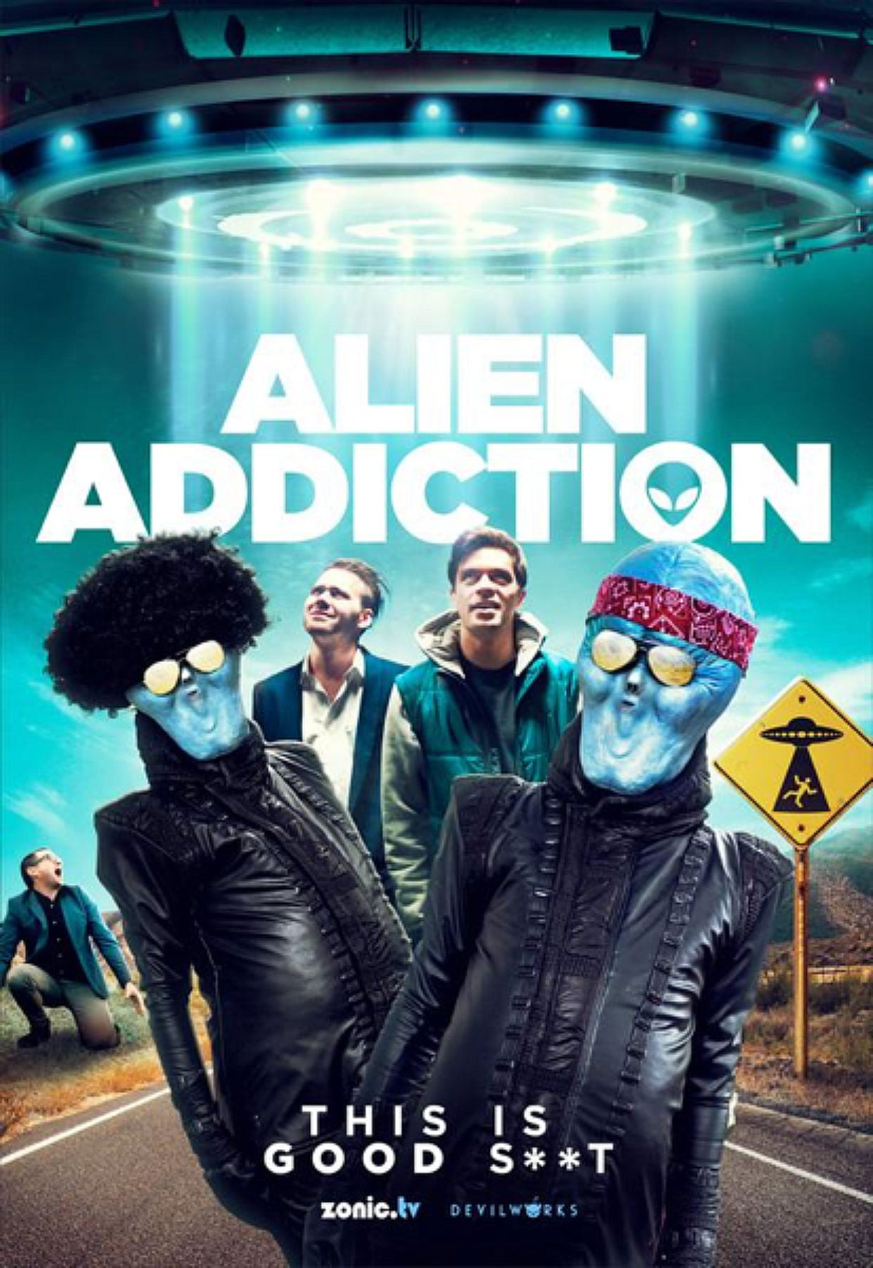 ALIEN ADDICTION de Shae Sterling