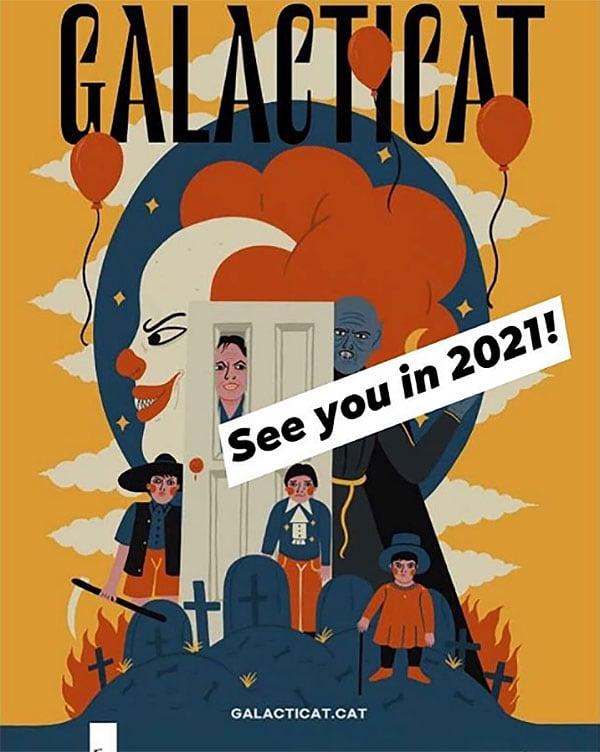 Galacticat 2020