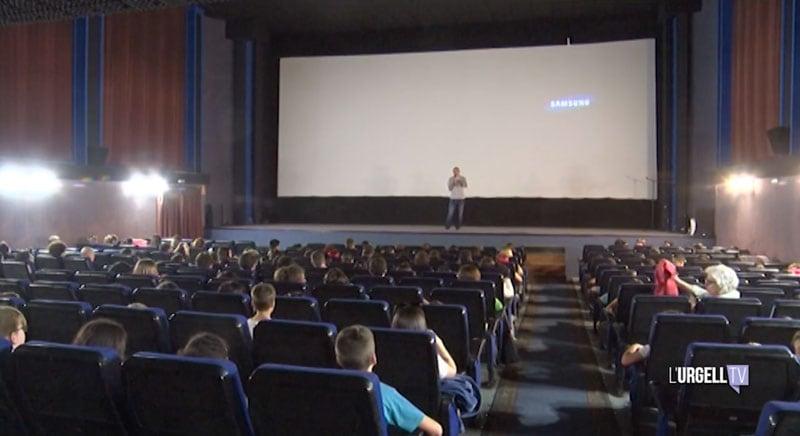 Arrenca el Galacticat amb una masterclass sobre els oficis del cinema