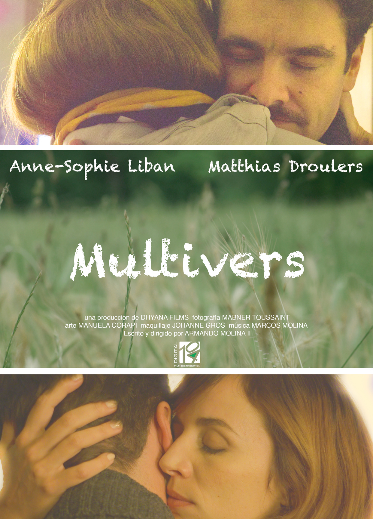 MULTIVERS - Armando Molina II