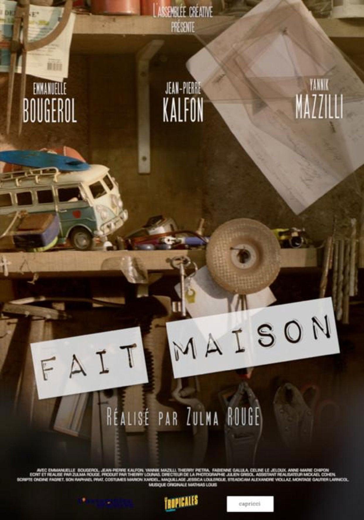 FAIT MAISON - HOMEMADE de Zulma Rouge