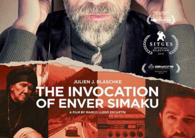 THE INVOCATION OF ENVER SIMAKU