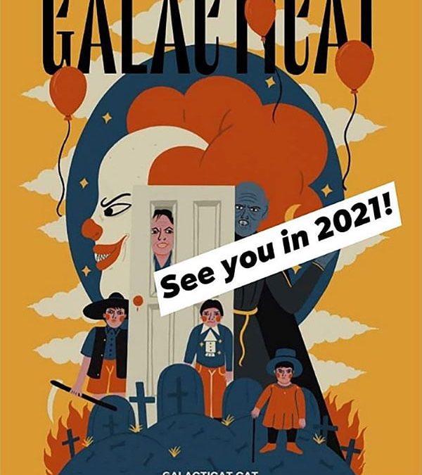 Galacticat 2020 – 2021