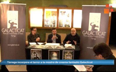 Tàrrega incorpora el terror a la mostra de cinema fantàstic Galacticat – Tàrrega TV