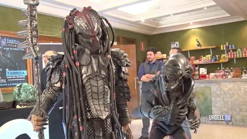 El Galacticat rememora 'Alien' i amplia projeccions amb més 118 títols