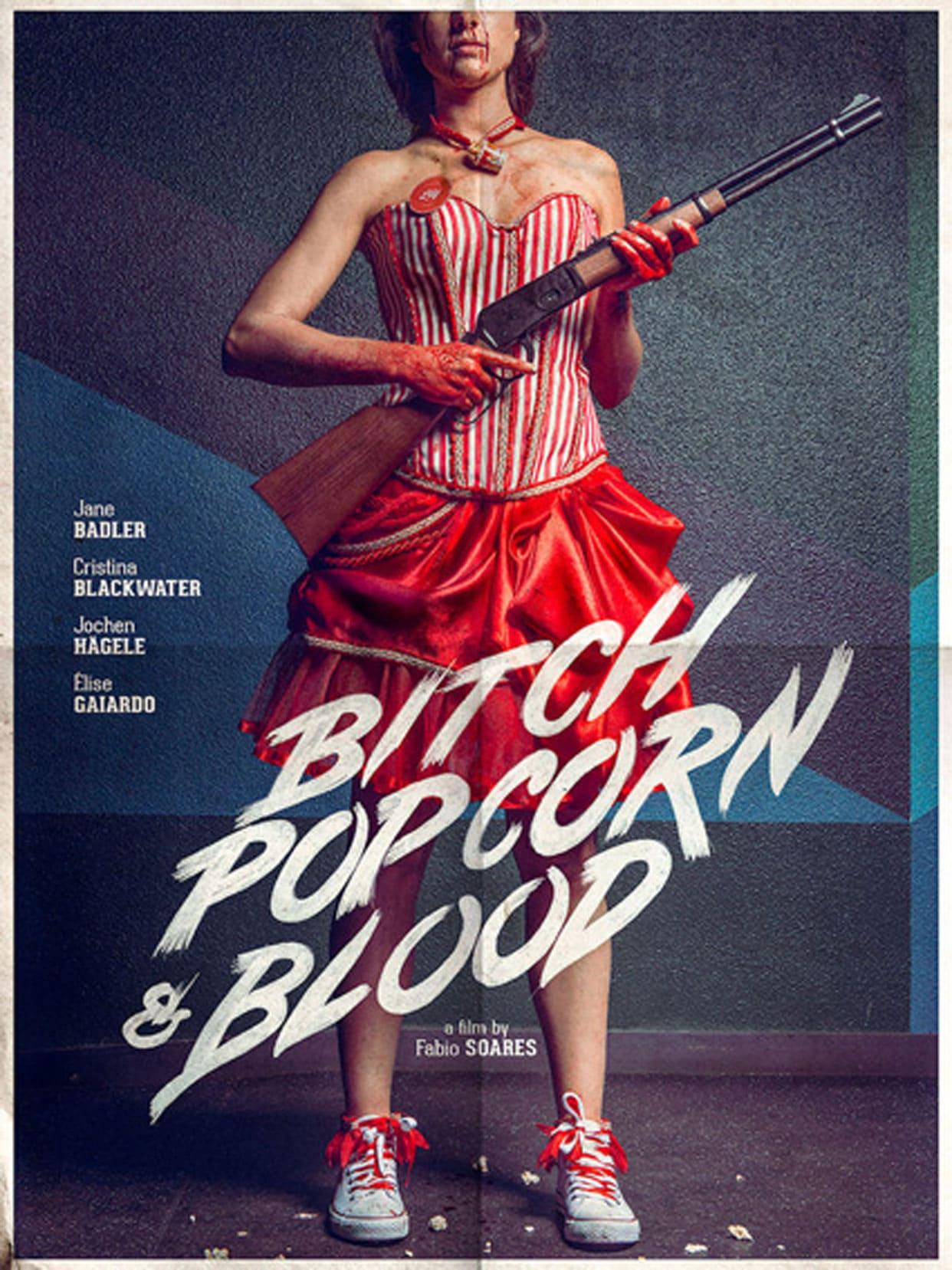 BITCH-POPCORN-&-BLOOD-Fabio-Soares