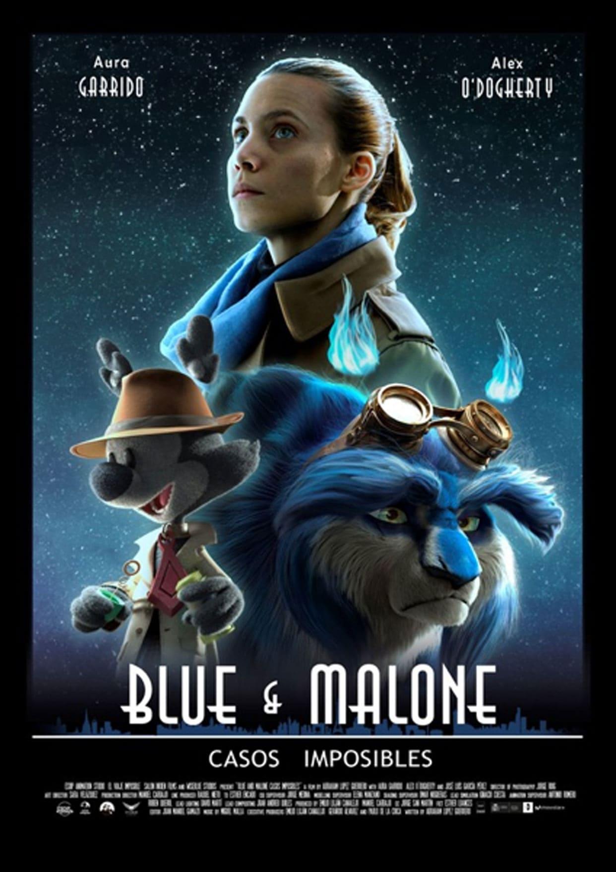 BLUE-&-MALONE - CASOS-IMPOSIBLES-Abraham-Lopez