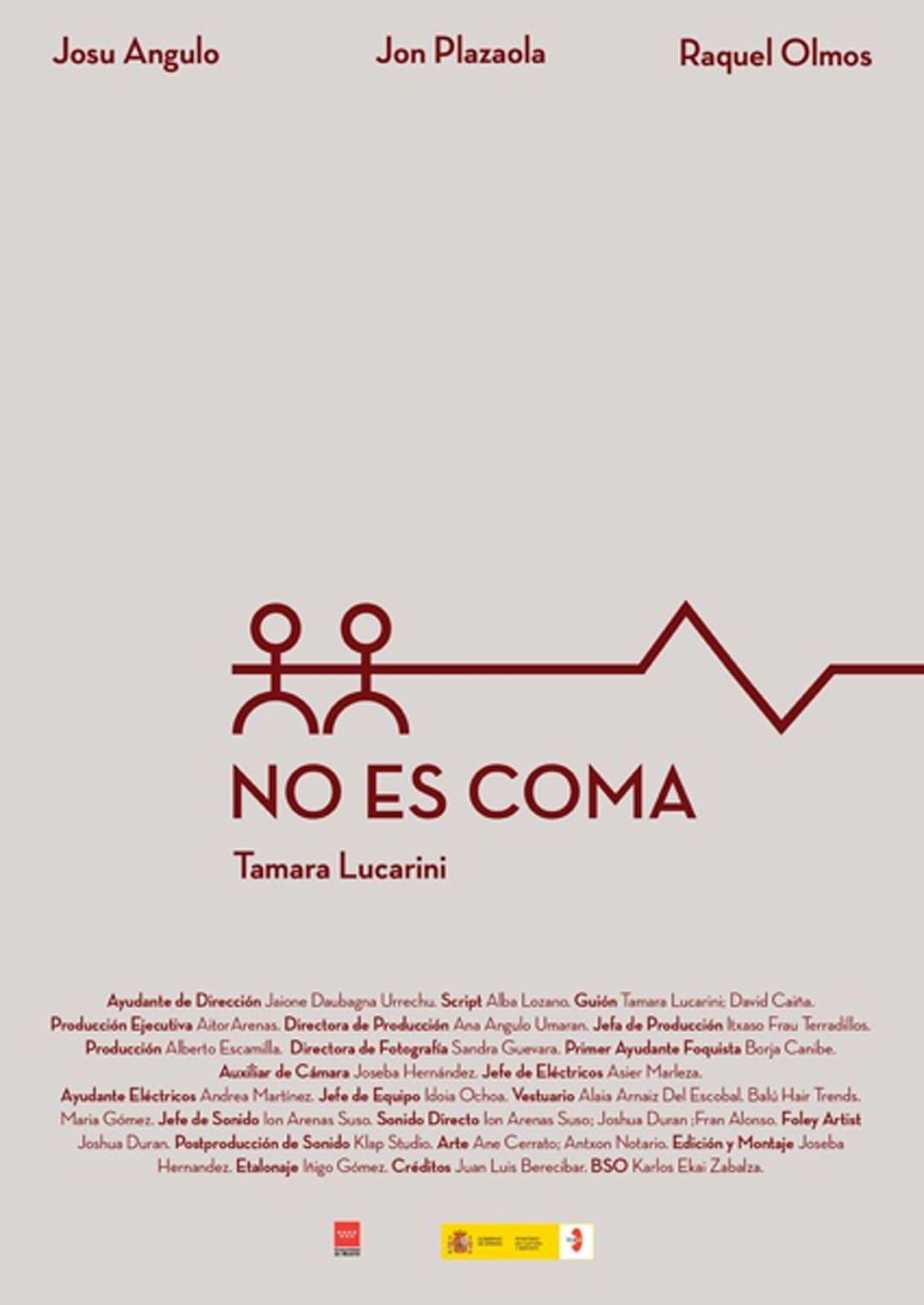 NO-ES-COMA-Tamara-Lucarini