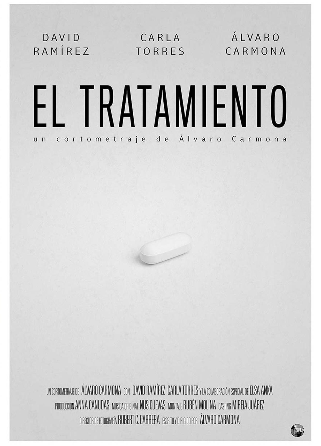 EL TRATAMIENTO - Álvaro Carmona