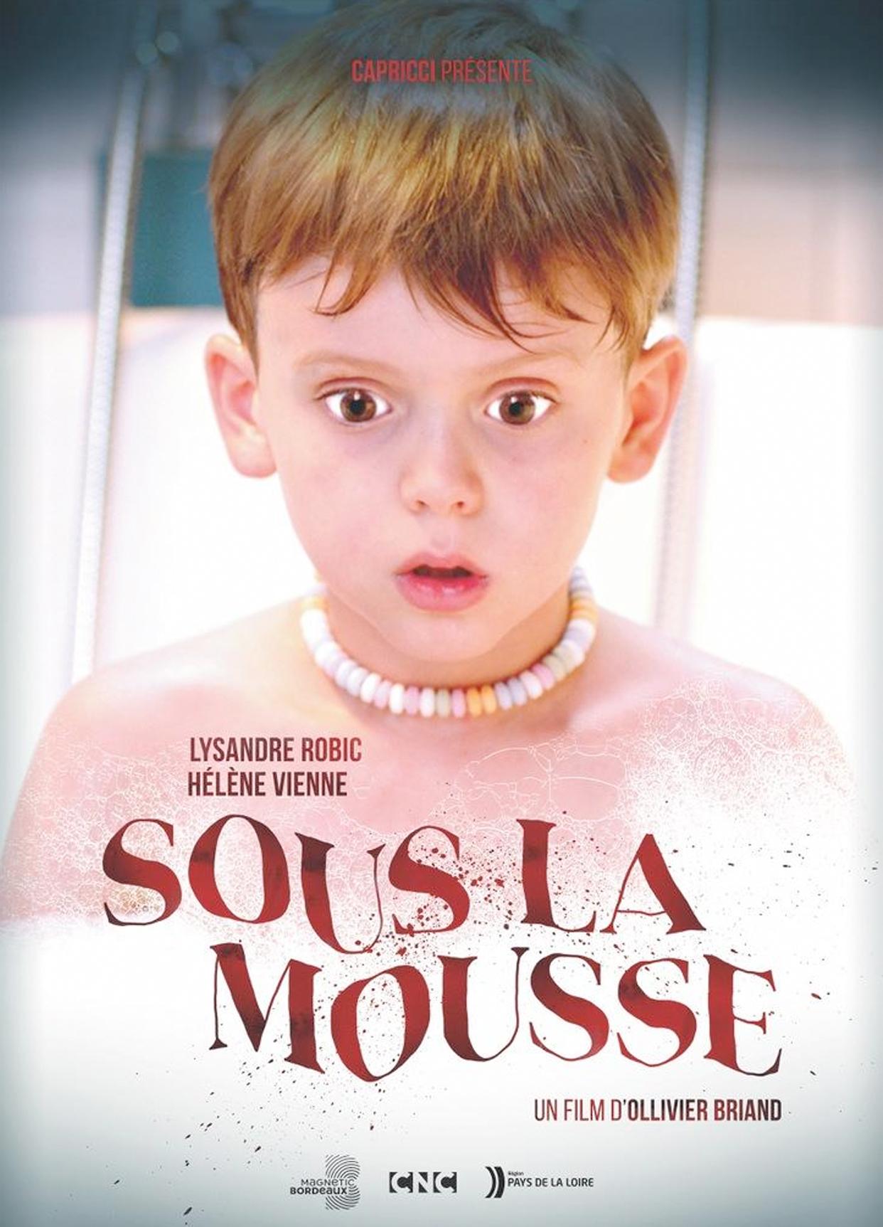 SOUS LA MOUSSE - Ollivier Briand