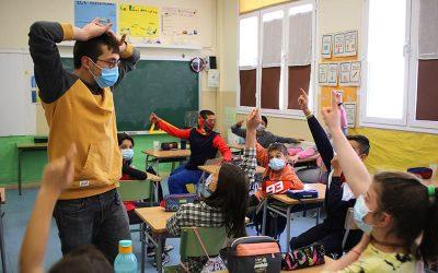 El Galacticat porta el cinema a les escoles amb un professor de luxe, el cerverí Jordi Boquet, guardonat amb un Premi Gaudí