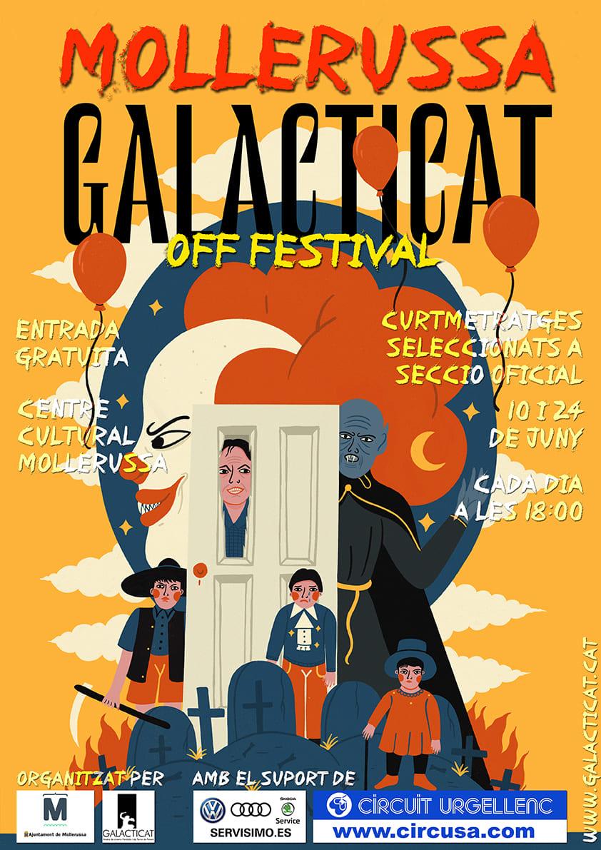 MOLLERUSSA GALACTICAT OFF FEST