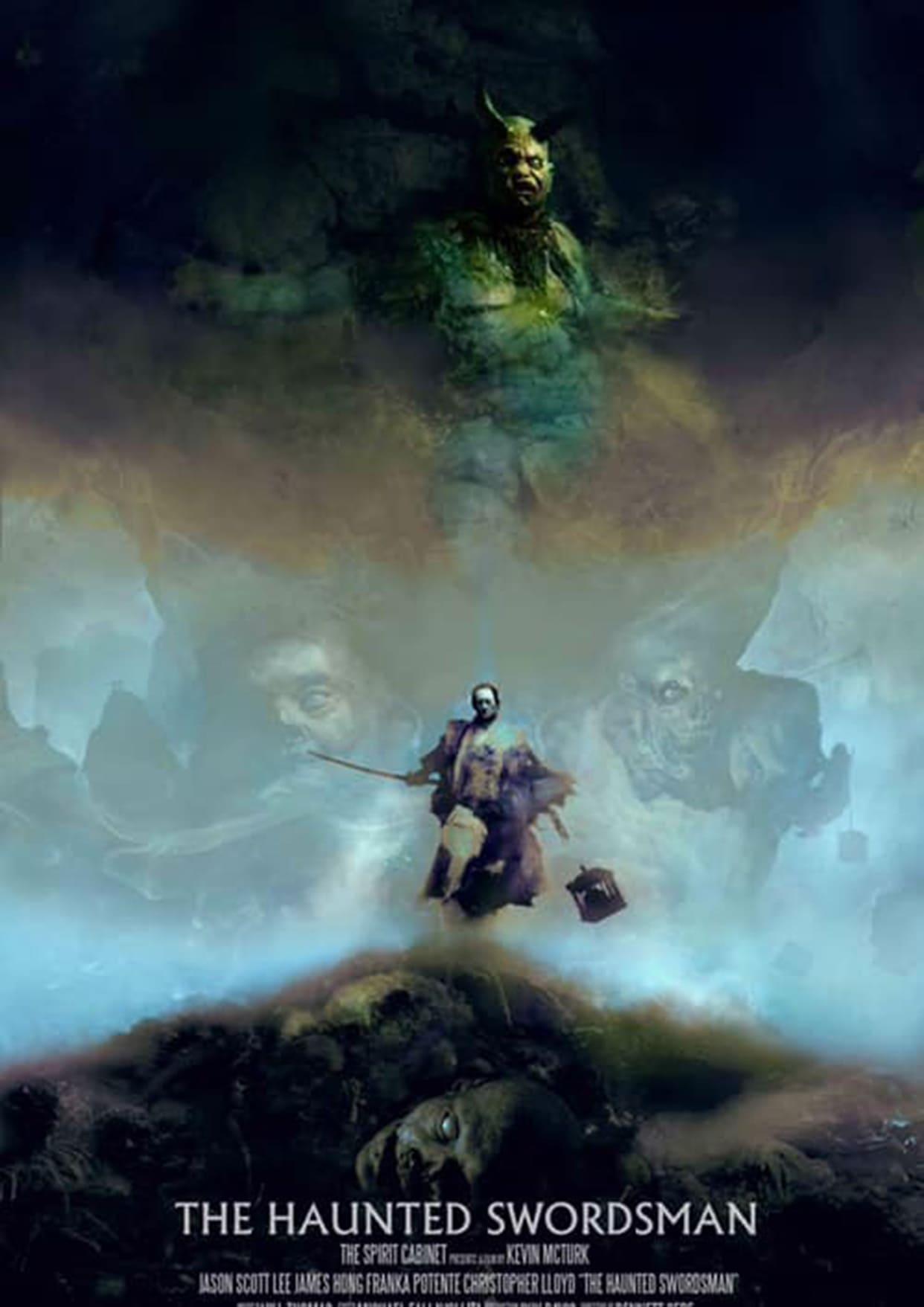 The Haunted Swordsman